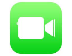 Apple facetime logo consulenza psicologica online